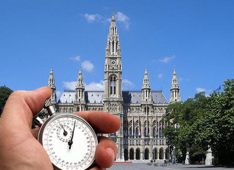 One day of Vienna sightseeing