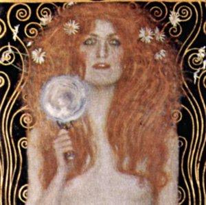 Nuda Veritas - Klimt