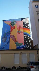 Oderbergerstraße- Dedicated to