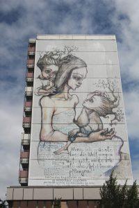 Greifswalderstraße - Herakut