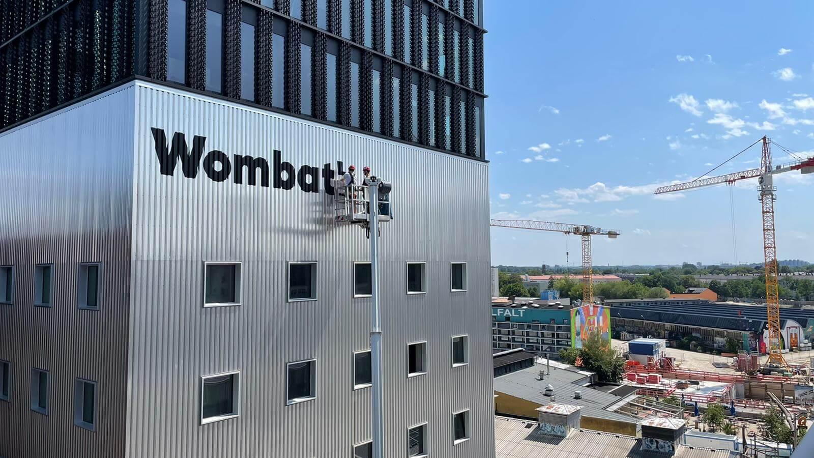 wombats werksviertel logo